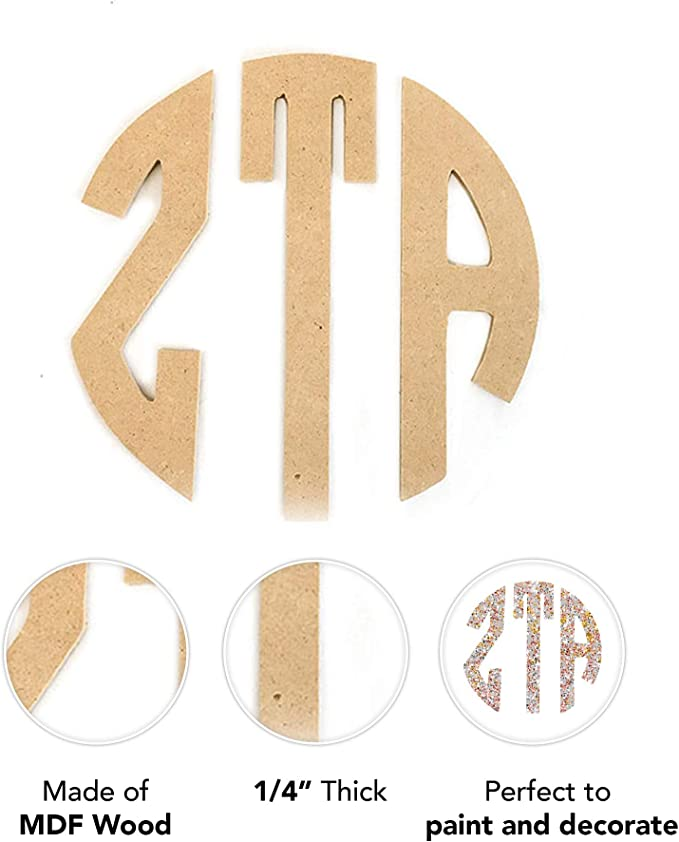 LOBSTER FONT WOODEN MDF LETTERS /& NUMBERS IN VARIOUS SIZES TO CHOSE FROM