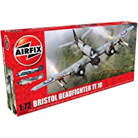 Airfix Bristol Beaufighter MKX (Late) - 1:72 Scale Model Kit