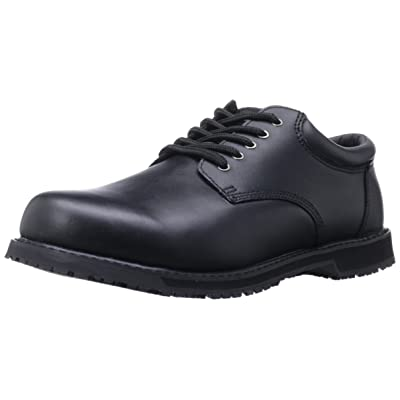 Grabbers Men's Friction G1120 Work Shoe | Oxfords