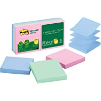 Post-it Greener Pop-up Notes Helsinki Collection 76x76mm R330RP-6AP (Pack of 6)