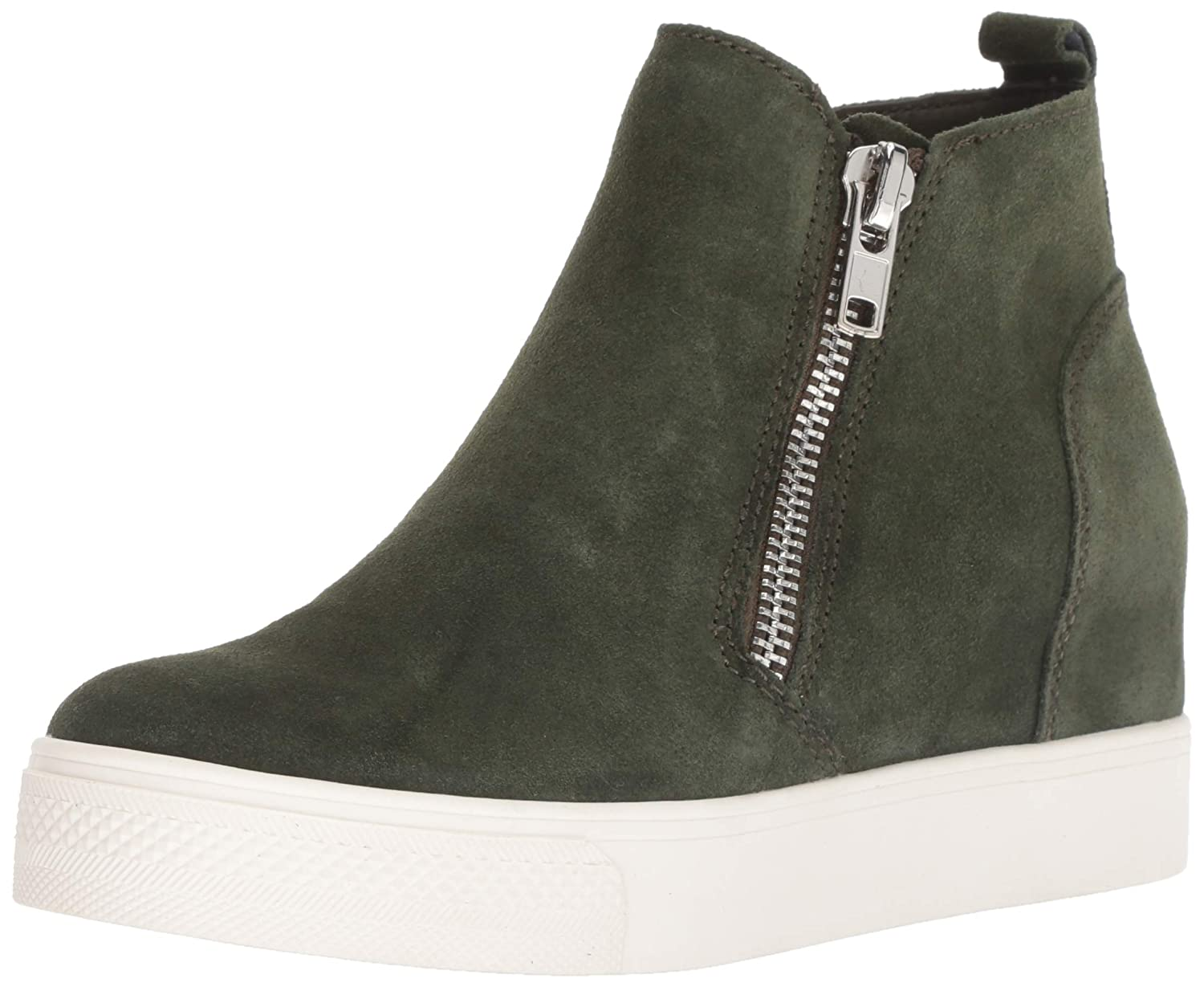 a4dd6c67654 Steve Madden Women's's Wedgie Sneaker: Amazon.co.uk: Shoes & Bags