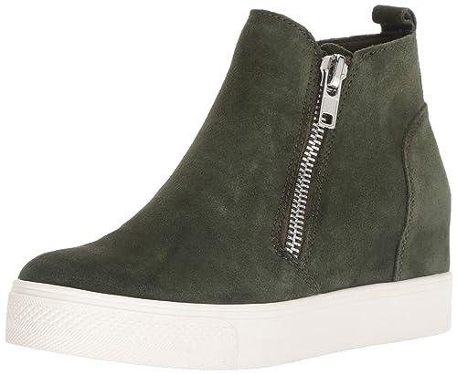 9538312f7b1 Steve Madden Women's's Wedgie Sneaker: Amazon.co.uk: Shoes & Bags