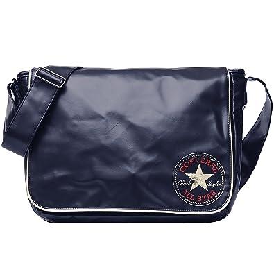 6b3e430913 Converse Unisex Chuck Taylor All Star Vintage Flap Messenger Shoulder Bag -  Navy  Amazon.co.uk  Shoes   Bags