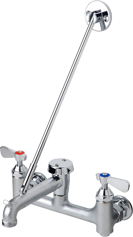 Symmons S-2490 Symmetrix Wall-Mounted Service Sink Faucet