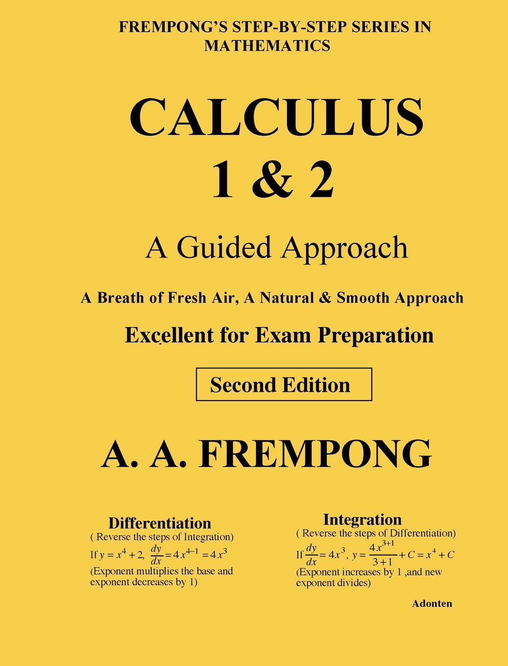 Read Online Calculus 1 & 2: A Guided Approach PDF