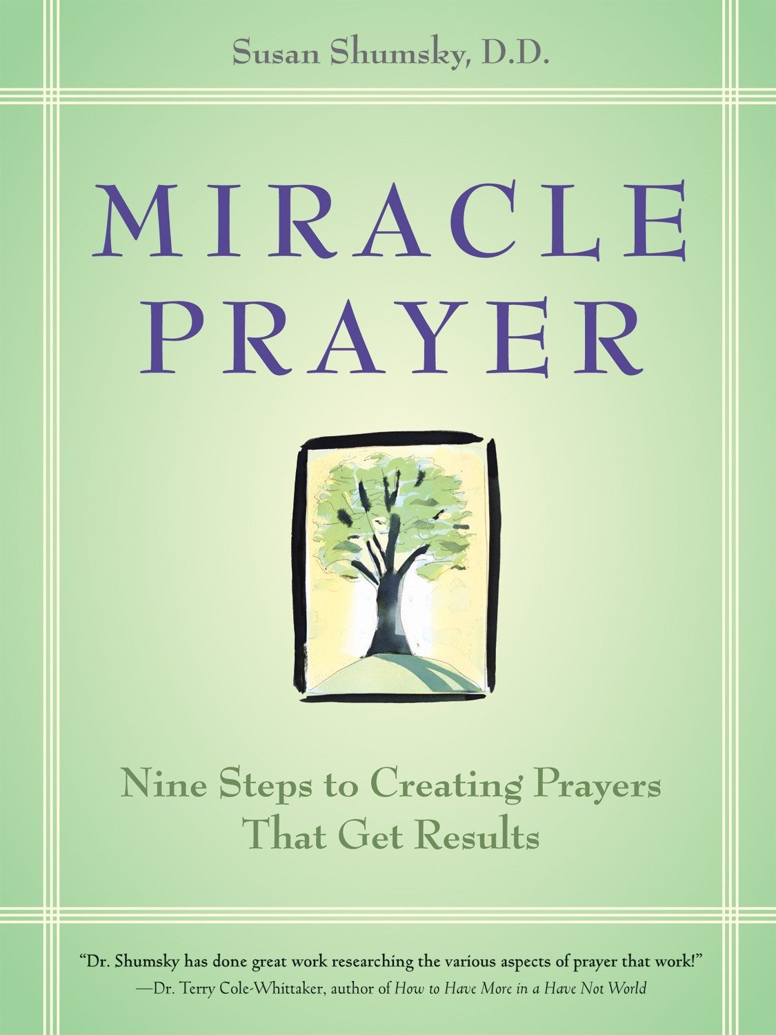 Read Online Miracle Prayer: Nine Steps to Creating Prayers That Get Results PDF