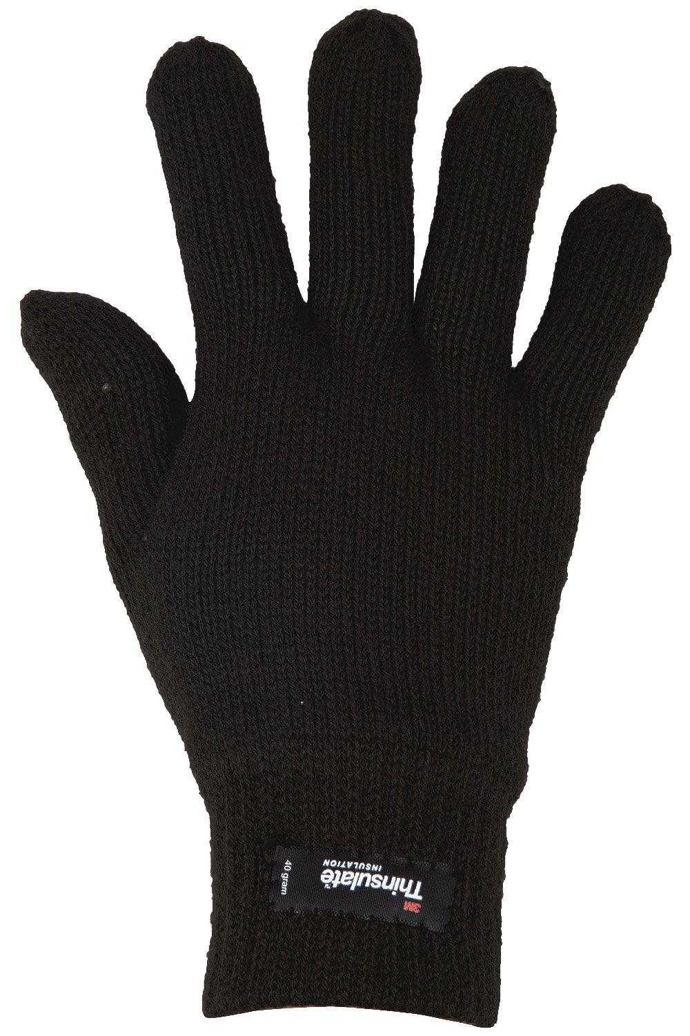 Mountain Warehouse Thinsulate Herren gestrickte Handschuhe warm isoliert