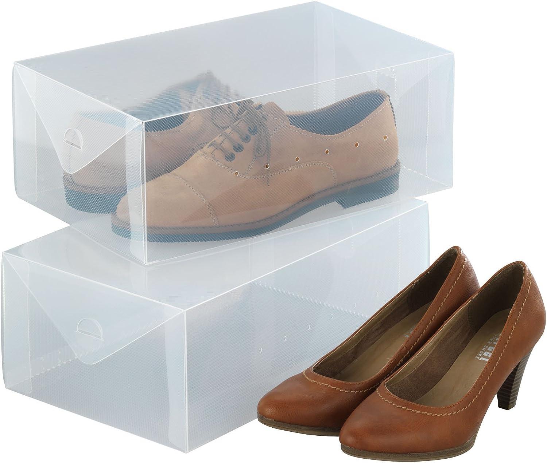 Polipropileno 21x34x13 cm Wenko Caj/ón Pongotodo para Zapatos