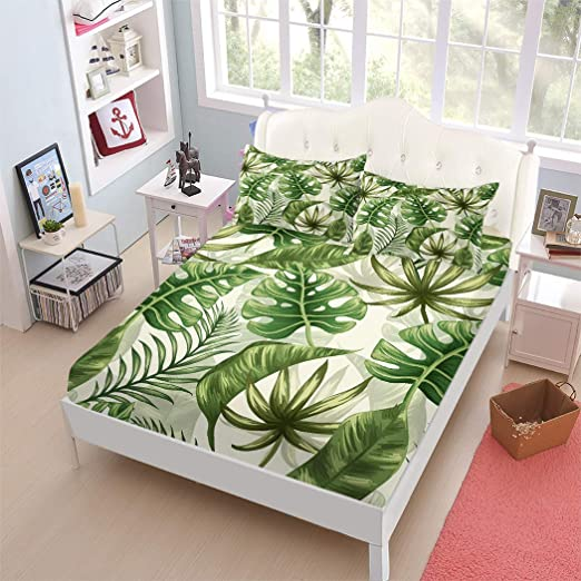 tropical decorations on bed tropical home decor ideas.htm amazon com arl home bed sheet set twin size tropical bedding  arl home bed sheet set twin size