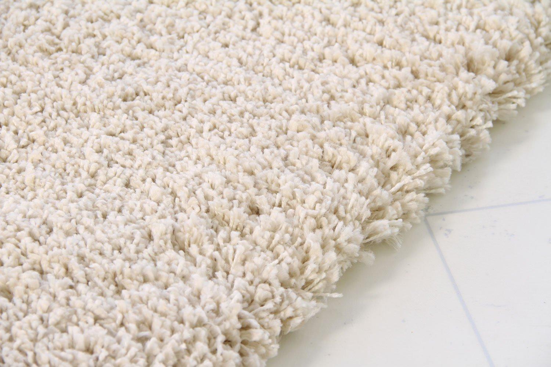 Teppich Sandfarben shaggy teppich hochflor langflor top qualität