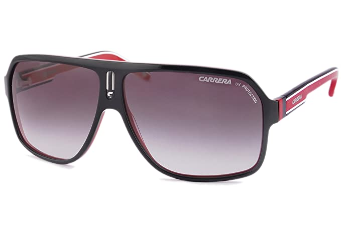 ffb50345121 Carrera Aviator Sunglasses (Black Maroon) (Carrera