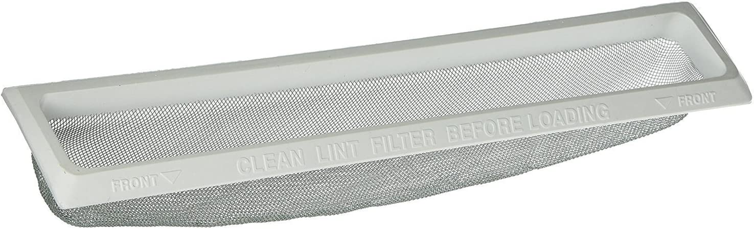 WE18X26 Dryer Lint Catcher Screen Filter Replacement For GE, Hotpoint.