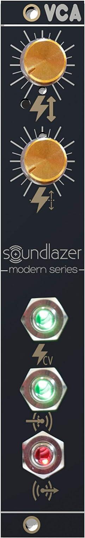 Eurorack Voltage Controlled Amplifier VCA By Soundlazer.com