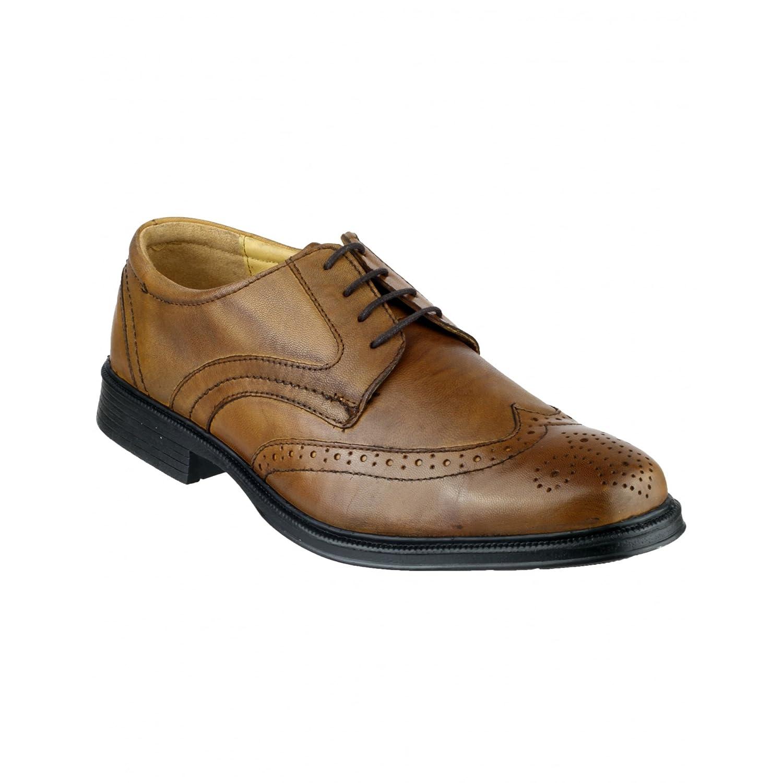 Cotswold - Zapatos de Cordones Hombre 39 EU|Marrón Tostado