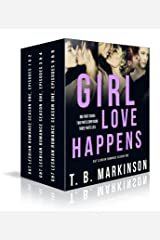 Girl Love Happens Series: G&T Lesbian Romance Season One Kindle Edition