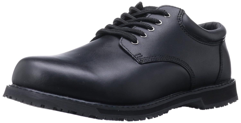 Grabbers Men's Friction G1120 Work Shoe B00BUALO0Y 9 3E US|Black
