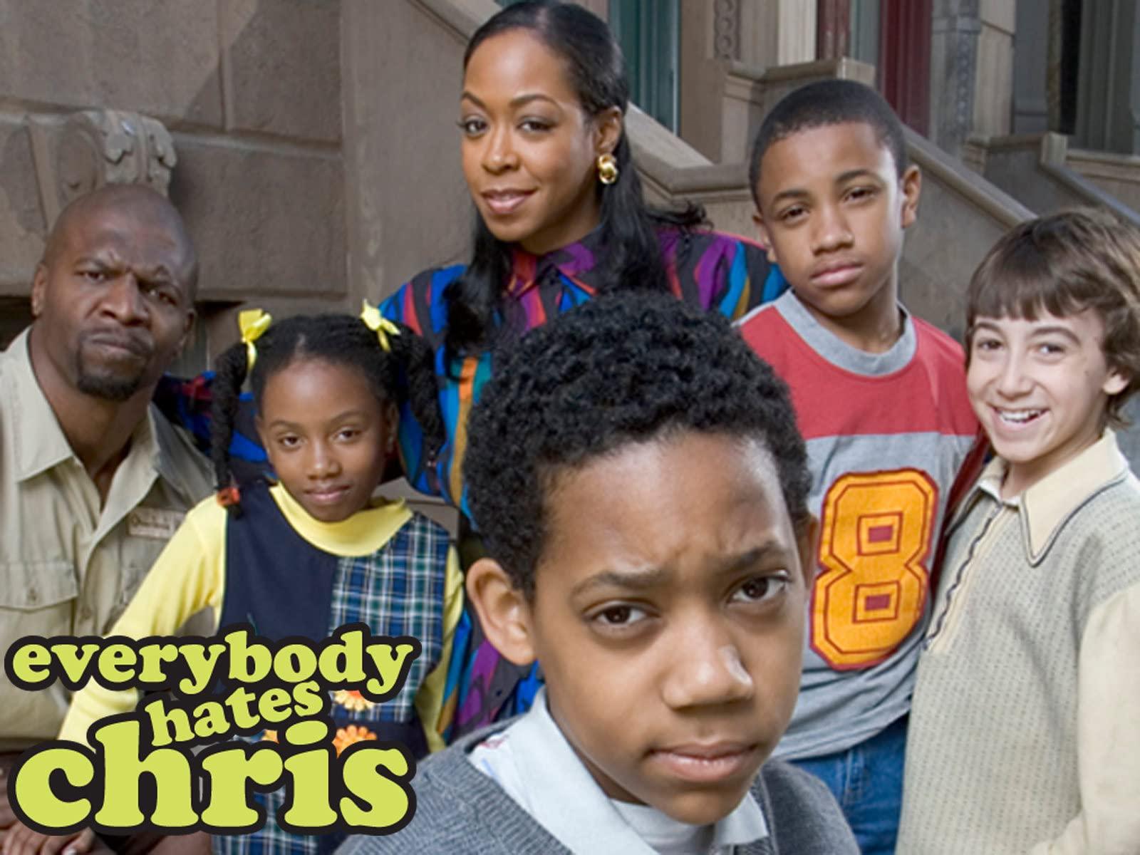 Everybody Hates Chris on Amazon Prime Video UK