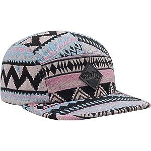 a2715515f0484 ... Men's Clipback Camper Cap. $28.00 · Hatphile Pattern Multi Color Stripe 5  Panel Hat