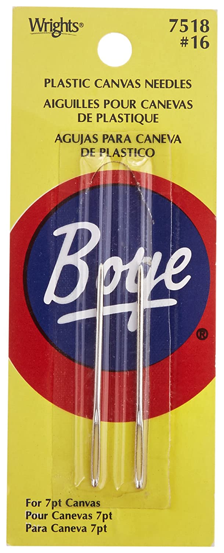 Boye Plastic Canvas Needles-Size 16 2/Package 3507518000M