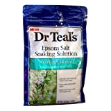 Amazon Price History for:Dr. Teal's Epsom Salt Soaking Solution Rosemary and Mint, 3 Pound
