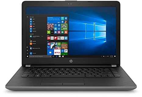 (Certified Refurbished) HP HP Notebook - 14q-bu008tu 2017 14-inch Laptop (7th Gen i5-7200U/4GB/1TB/Windows 10/Integrated Graphics), Grey Laptops at amazon