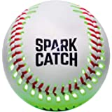 Spark Catch - The World's First LED Light Up Glowing Illuminated Baseball with The Same Weight, Size, and Genuine…