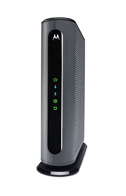 amazon com motorola docsis 3 1 gig speed cable modem model mb8600 rh amazon com