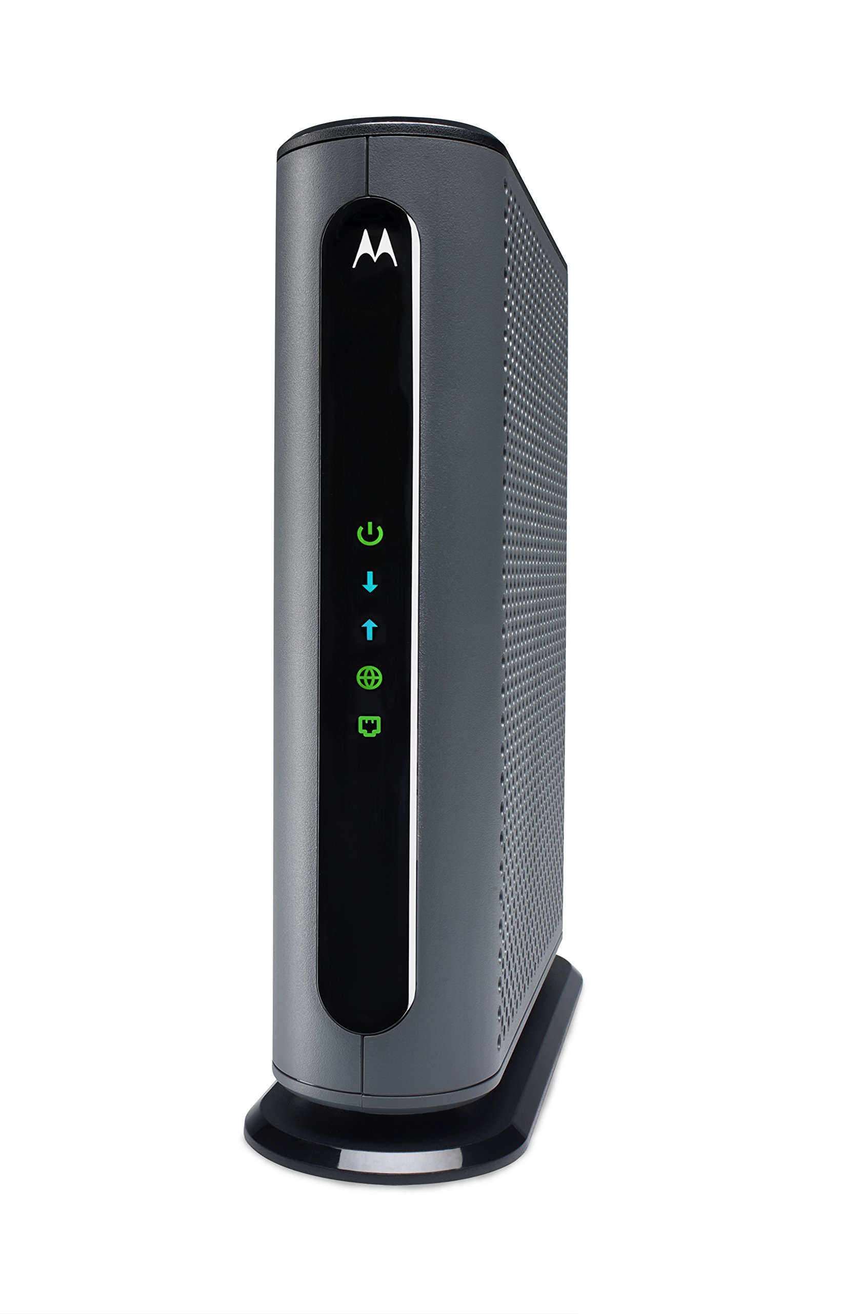 Motorola Ultra Fast DOCSIS 3.1 Cable Modem, Model MB8600, plus 32x8 DOCSIS 3.0, Certified by Comcast XFINITY and Cox Communications