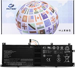 ANTIEE BSNO4170A5-AT 5B10L68713 Laptop Battery for Lenovo Ideapad Miix 510 520 510-12ISK 510-121SK 510-12IKB 520-12IKB 20M3000LGE 5 pro 510-12 LH5B10L67278 5B10L67278 BSNO4170A5-LH 7.68V 38Wh 4955mAh