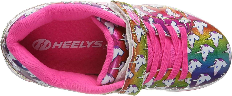 Heelys Girls Dual Up x2 Little Kid//Big Kid