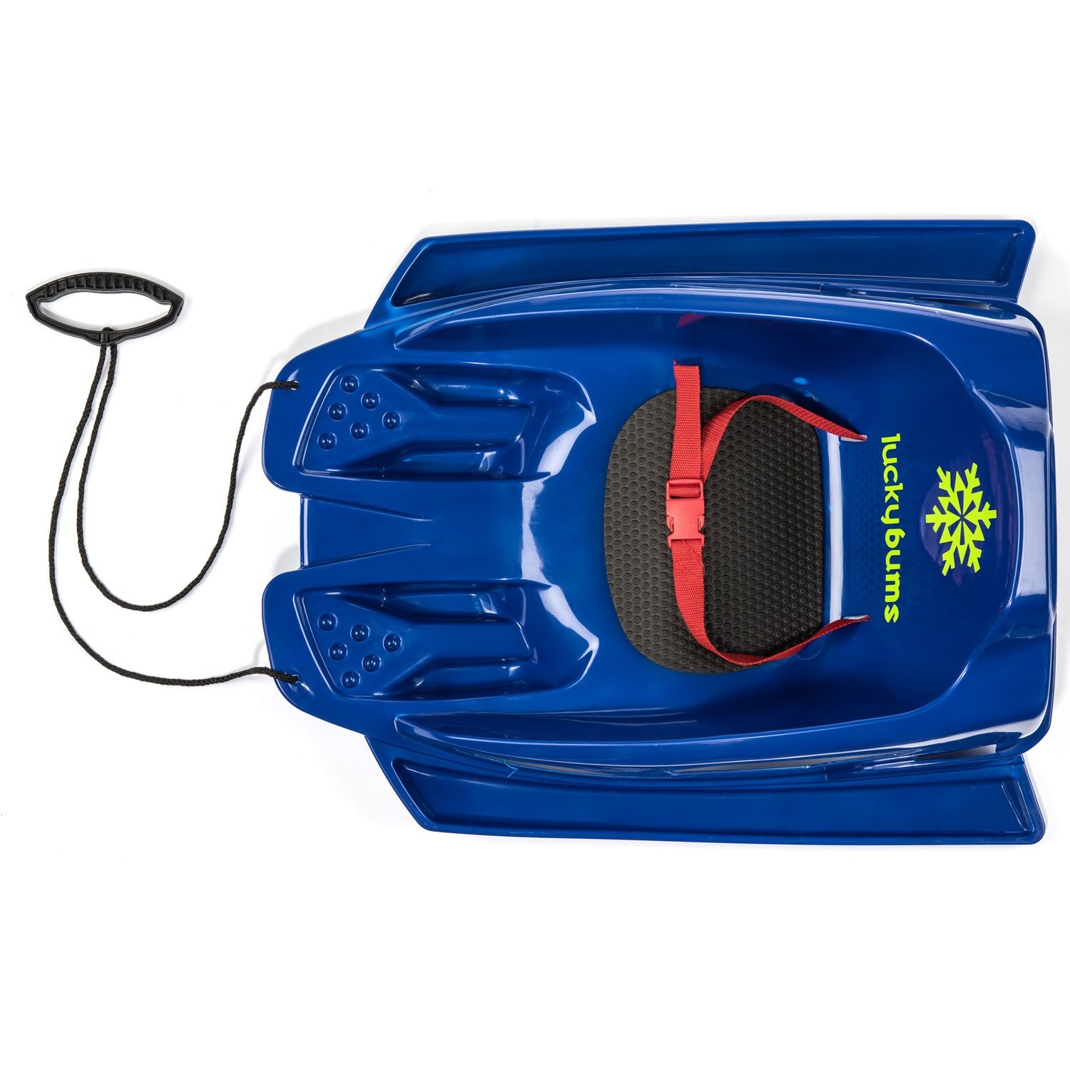 lucky bums toddler mini pull sled