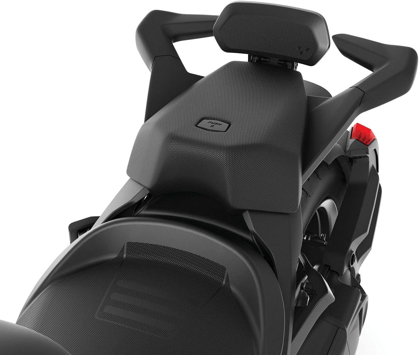 219400800 Can-Am Ryker MAX Mount kit for Top Case and Seat Mount Black