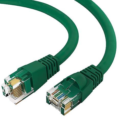 Cat5e RJ45 Ethernet LAN Network Cable 5 ft