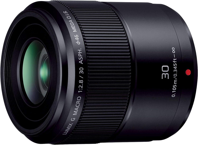 Panasonic(パナソニック)『G MACRO 30mm/ F2.8 ASPH. / MEGA O.I.S. H-HS030』