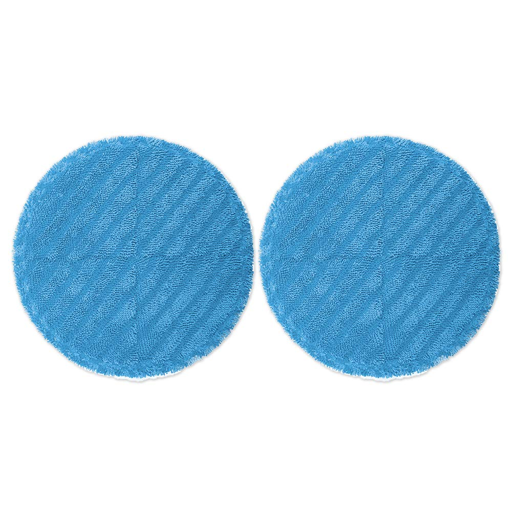 Mamibot 2 Pieces Original Replacement Waxed Pads Accessories for Mopa580