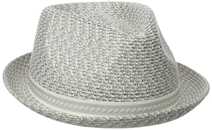 890a1ecac Bailey of Hollywood Men's Mannes Braided Fedora Trilby Hat