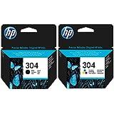 Deskjet 3720Cartouche d'encre Noir et couleur–HP Cartouche d'encre d'origine