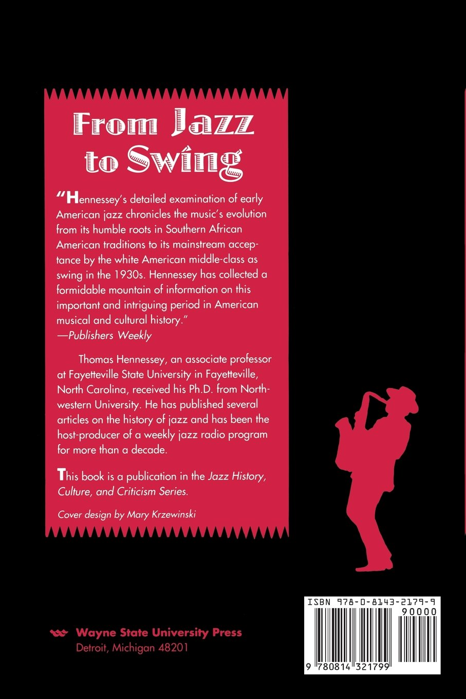 From jazz to swing african american jazz musicians and their music from jazz to swing african american jazz musicians and their music 1890 1935 jazz history culture and criticism series dr thomas j hennessey fandeluxe Images