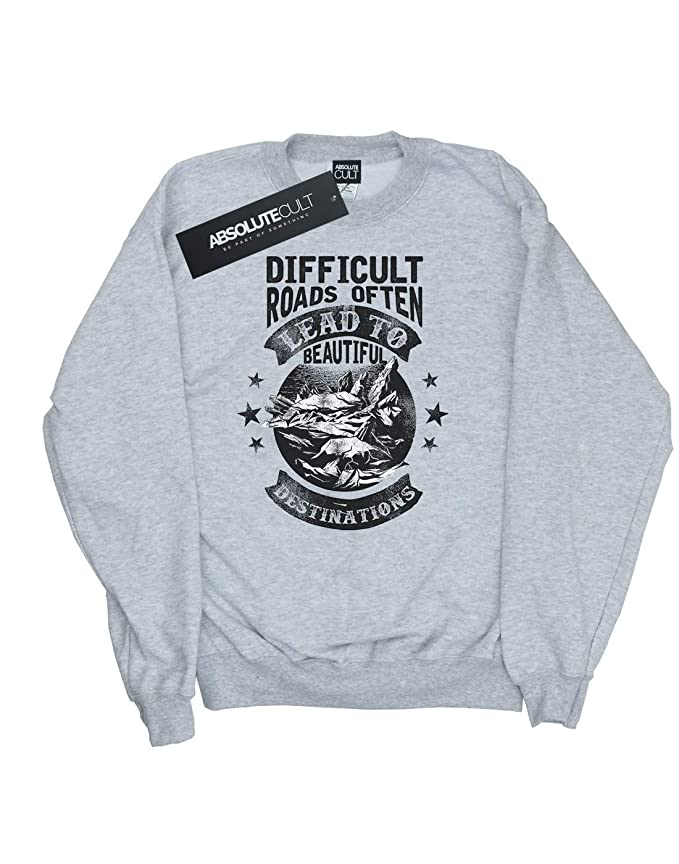 Absolute Cult Drewbacca Girls Difficult Roads Sweatshirt