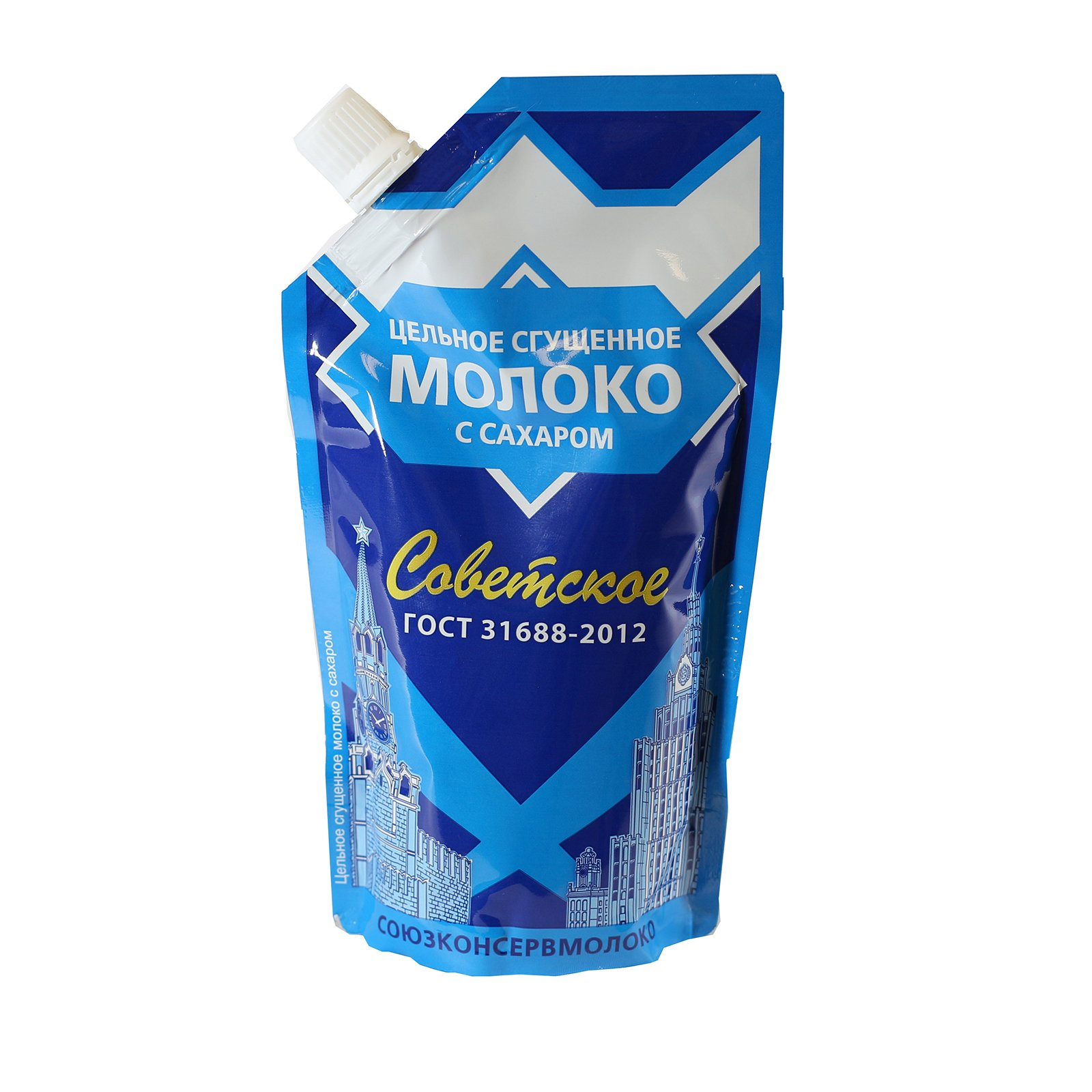 Imported Condensed Milk Sovetskoe 9.5oz/270g