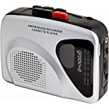 Groove Personal Cassette Player and Recorder