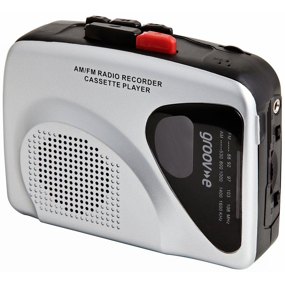 TALLA talla única. Groove Personal Cassette reproductor y grabador