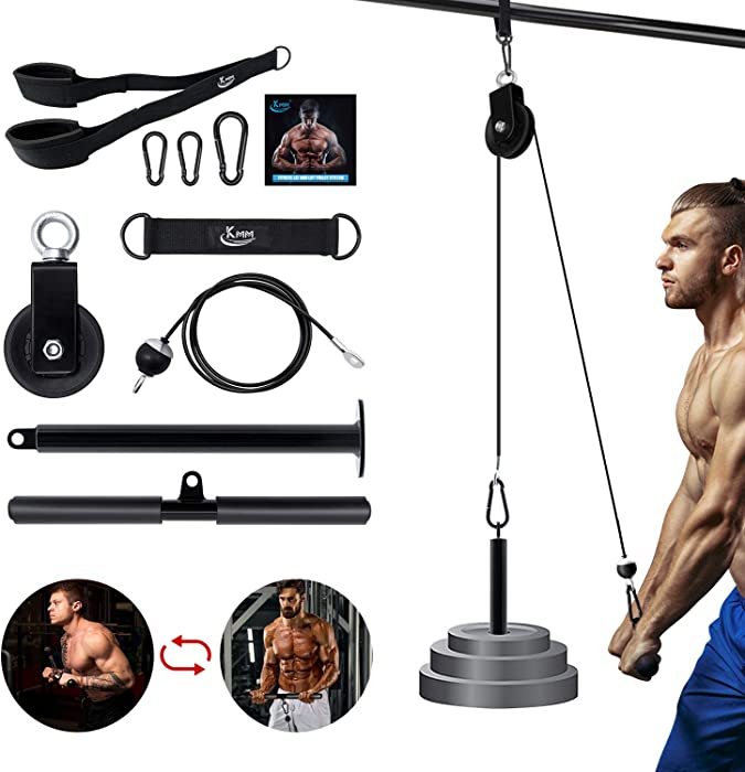Top 10 Home Workout Equipment Cables Door Attachments