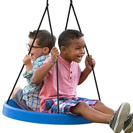 Amazon Com Super Spinner Swing Fun Easy To Install On Swing Set