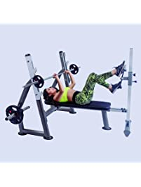 Amazon Com Olympic Weight Benches Strength Training