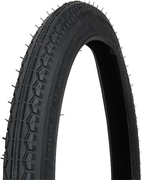Profex 60013 - Cubierta de Bicicleta de Paseo (18 x 1,75), Color Negro: Amazon.es: Deportes y aire libre