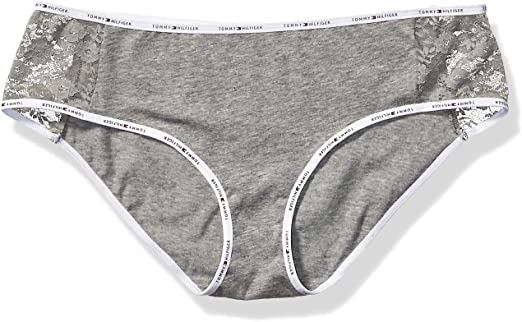 Multipack Tommy Hilfiger Womens Cotton Printed Hipster Underwear Panty