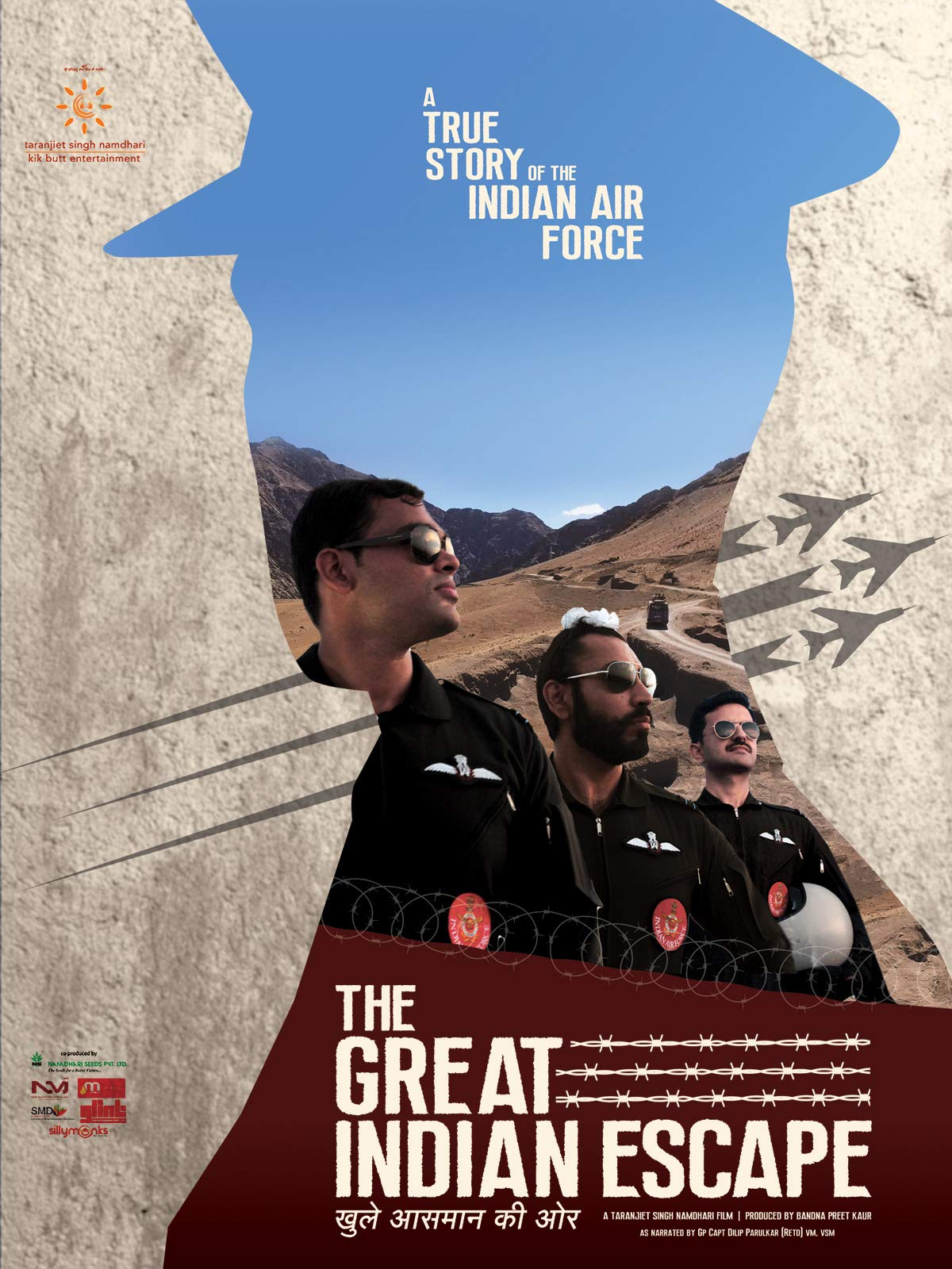 The Great Indian Escape - Khulay Asmaan Ki Oar