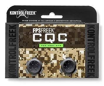 KontrolFreek FPS CQC - Mando de Juegos para Xbox One, Color Negro