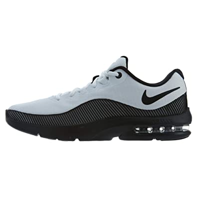 the latest 20278 90d2b Nike Air Max Advantage 2, Chaussures de Fitness Homme, Blanc (White/Black